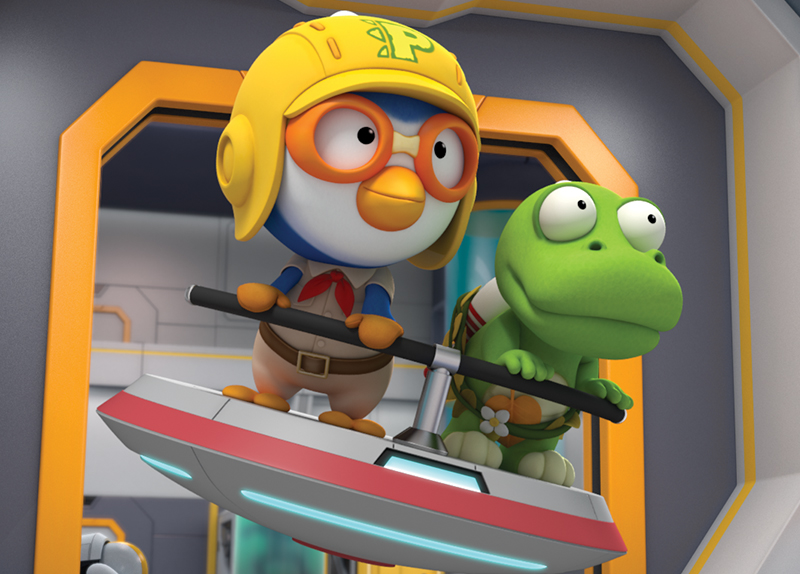 The Pororo Movie: Dinosaur Island Adventure