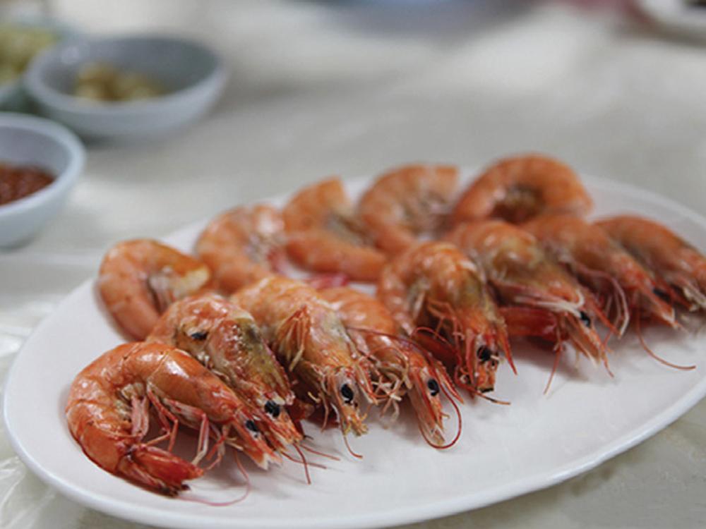Hongseong Namdang Port Jumbo Shrimp Festival 20180