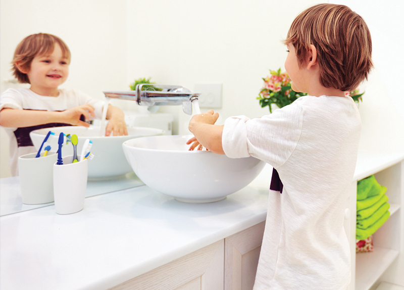 Professors Reveal The Benefits Of Washing Our Hands