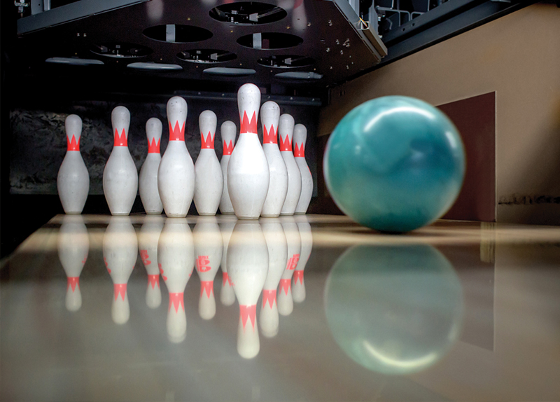 Why Does Bowling Have 10 Pins?0