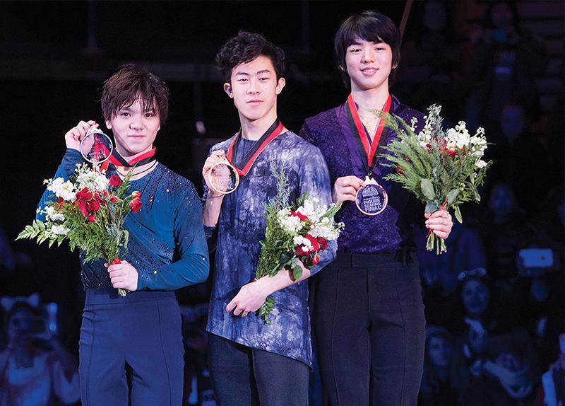 Cha Jun-Hwan Wins A Bronze Medal0
