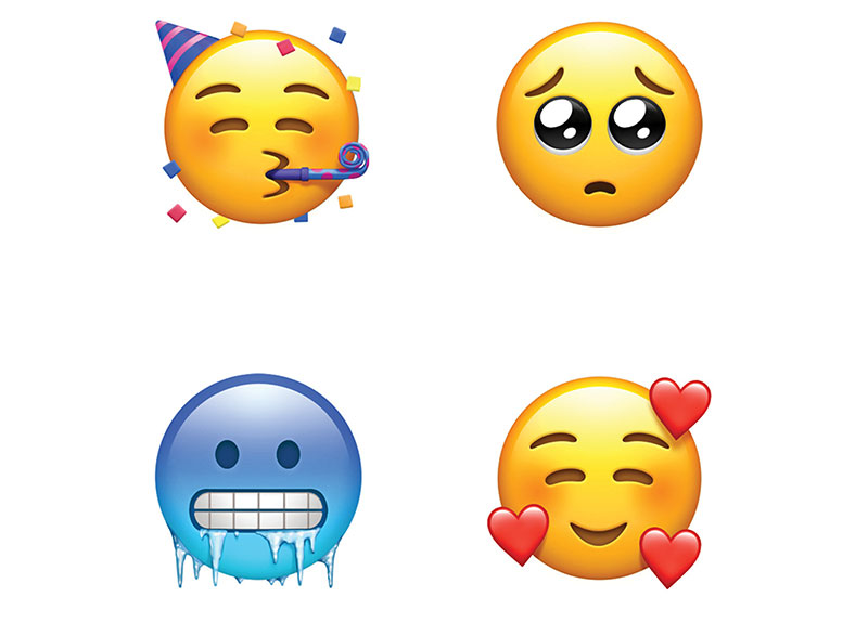 New Emojis For 20193