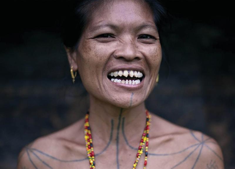 Mentawai Tribe's Teeth Chiseling Tradition0