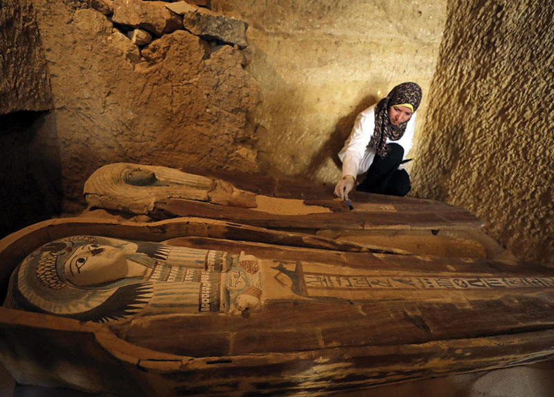 Discovery of an Ancient Egyptian Cemetery0