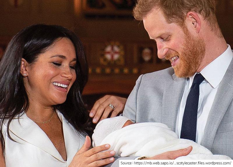 Royal Couple's Newborn Son Revealed0