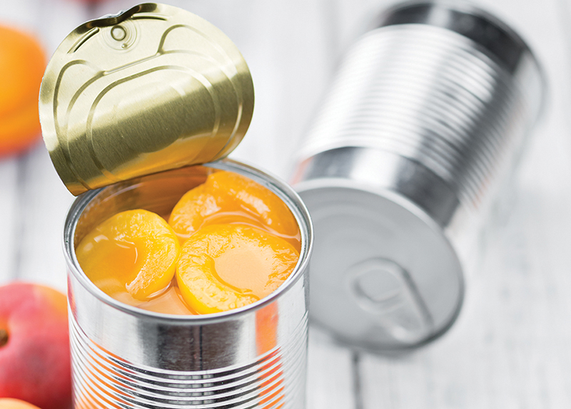 Different Ways to Preserve Canned Foods