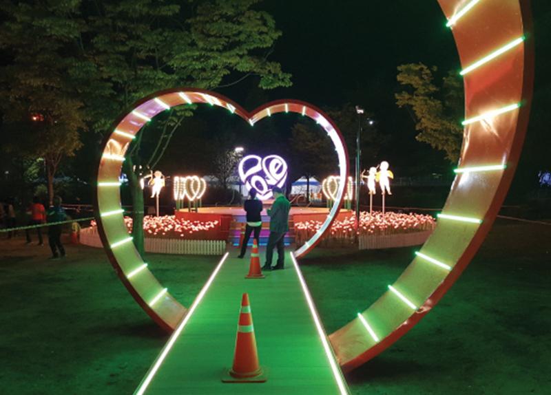 Chuncheon Lake Starlight Nation Festival0