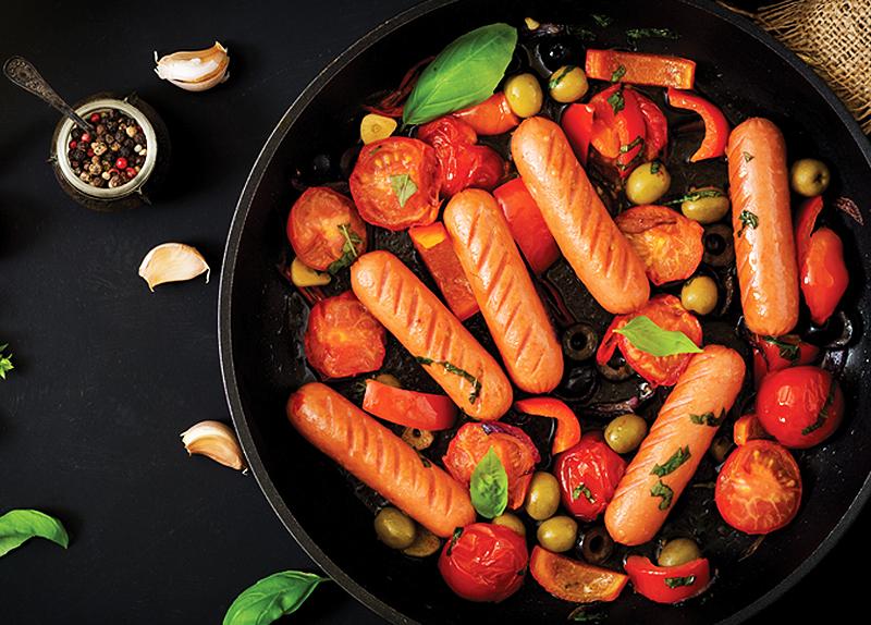 German Sausage: Wurst