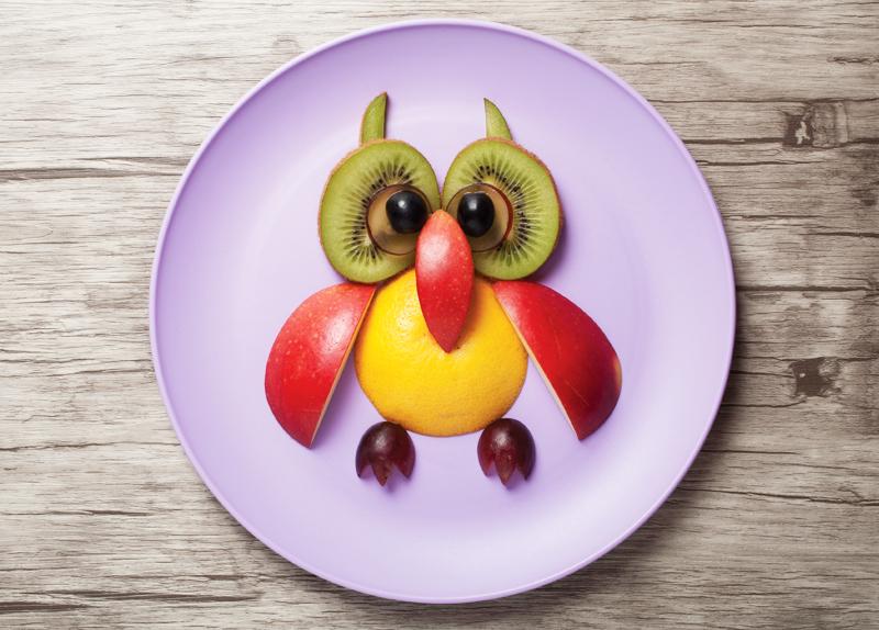 The Fruity Owl