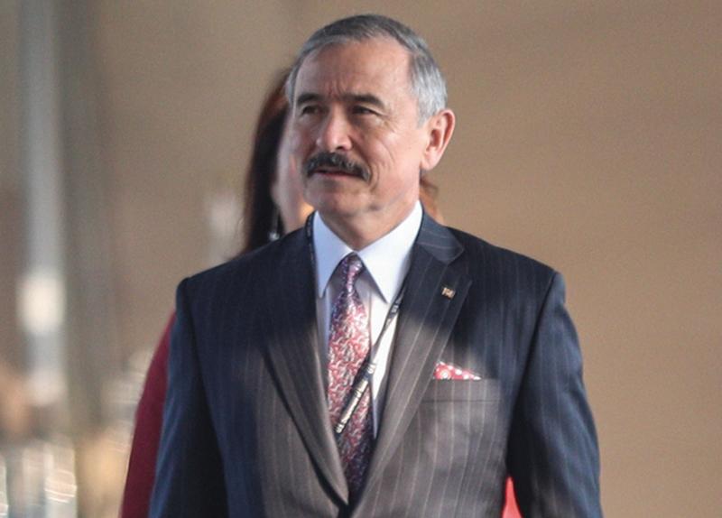 U.S. Ambassador to Leave Korea0