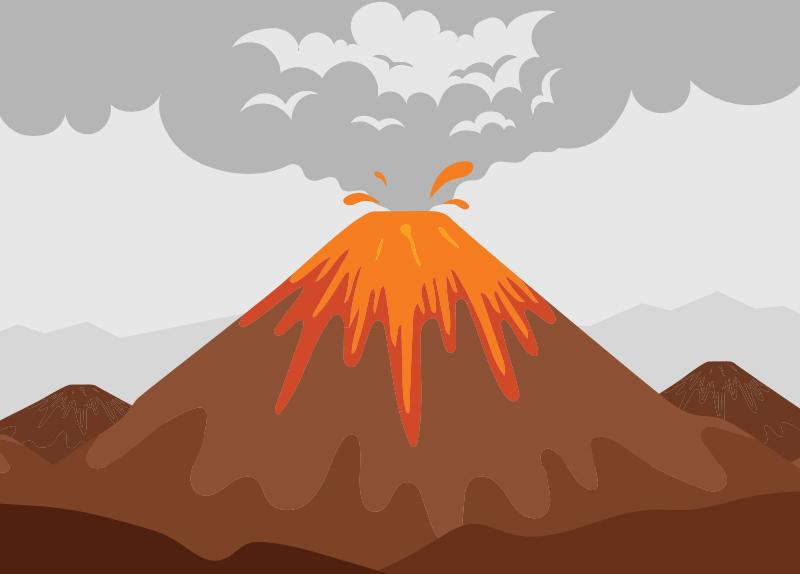 Active Volcano Devastates Caribbean Island St. Vincent5