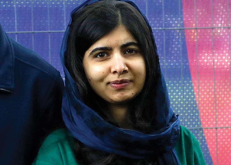 Malala Yousafzai0