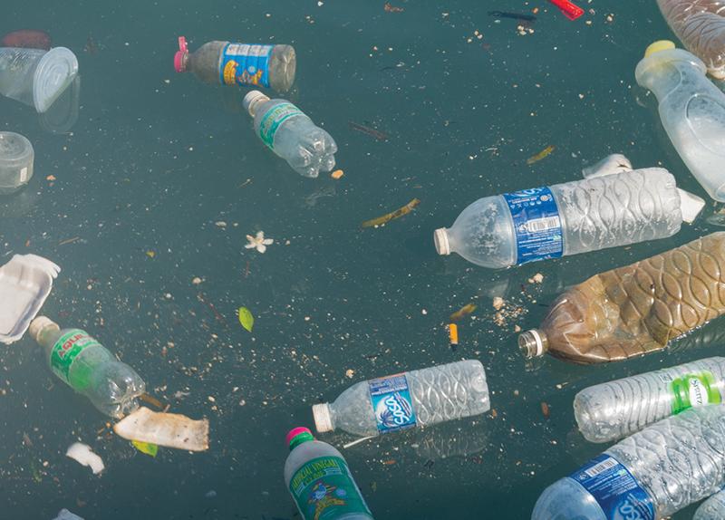 Architect Plans To Build Island Resort Using Ocean Plastic0