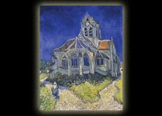 The Church at Auvers - Arts