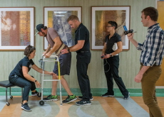 Remote-Controlled Implant Helps Paralyzed Patient Walk Again - Science