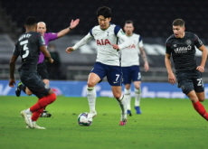 Son Heung-min's 150th Goal in Europe - Photo News
