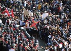 2021 Myanmar Coup - Headline News