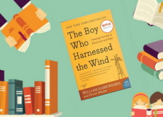 The Boy Who Harnessed the Wind - Book
