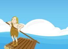 Stone Age humans chose to voyage to Japanese islands over the horizon - Science