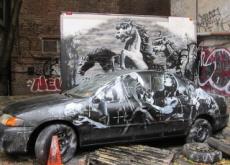 Banksy: Street Artist Turned Global Sensation - Culture/Trend