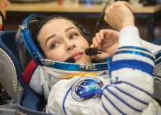 Russian Film Crew Shoots the World's First Feature Film In Space - Headline News