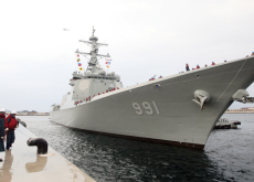 Jeju Naval Base Starts Test Operations - National News I