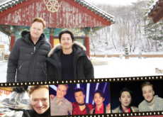Conan in Korea - People