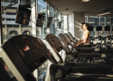 More Korean Teens Exercising - Sports
