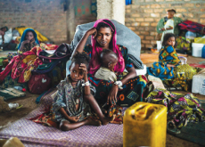 Severe Food Shortages Among Refugees - Focus