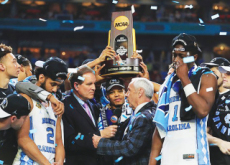 University Of North Carolina Wins Basketball Title - Sports