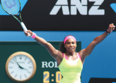 Serena Williams Wins Australian Open While Pregnant  - Sports
