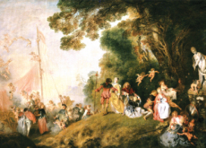 The Embarkation For Cythera And Return From The Market - Arts