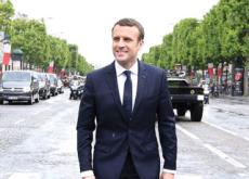 Emmanuel Macron Inaugurated as New French President - Headline News