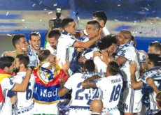 Real Madrid C.F Wins UEFA Champions League Trophy  - Sports