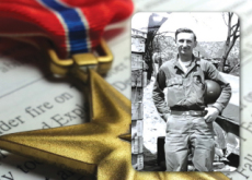 A Medal 64 Years Later - Focus