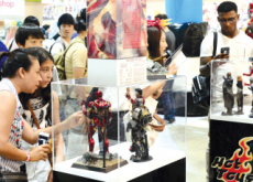Seoul Hosts Its First Comic Con - Entertainment