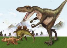 Armored Dinosaur Had Camouflage - Science