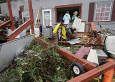 Hurricane Harvey Devastates Texas - Headline News