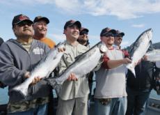 Salmon Spill - World News I
