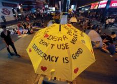 Hong Kong Umbrella Movement - World News II