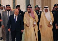 Saudi Arabian Airlines Resumes Flights To Iraq  - World News I
