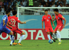 Previewing Korea's World Cup Group - Sports