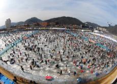 Hwacheon Sancheoneo Ice Festival - In Spotlight