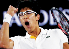 Chung Hyeon Tennis Prodigy - People