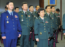 Song Myung-Soon Korea's First Female Combat General - People