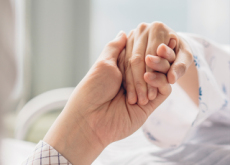 Holding Hands Helps Pain - Science