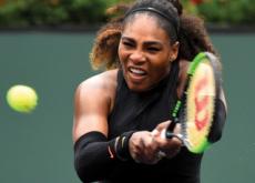 Serena Williams Returns To Tennis - Sports