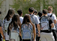 Clear Backpacks For School Shooting Survivors - World News II