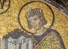 The Byzantine Empire - Korea & World Past