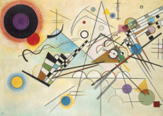 What Did Wassily Kandinsky Draw? - Arts
